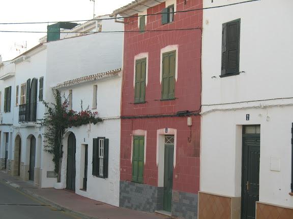 Calle de Es Mercadal