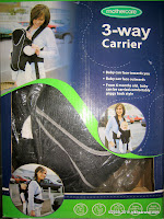 MOTHERCARE 3-Way Carrier