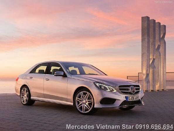 Mercedes E300 AMG 2013 2014 | Giá Xe Tại Việt Nam