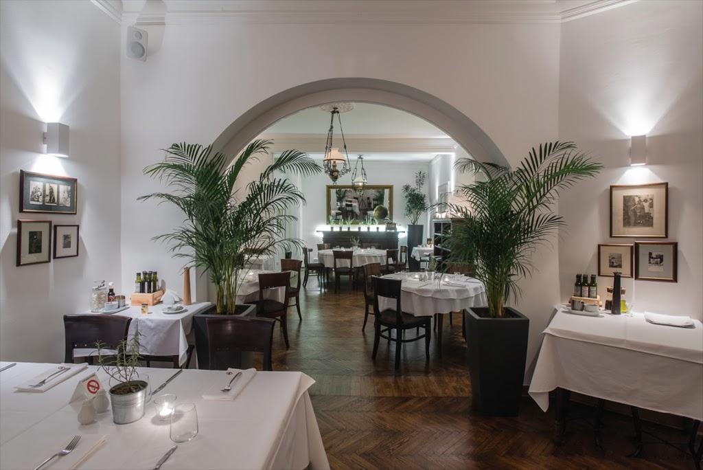 Djordje Restaurant in Belgrade, Serbia