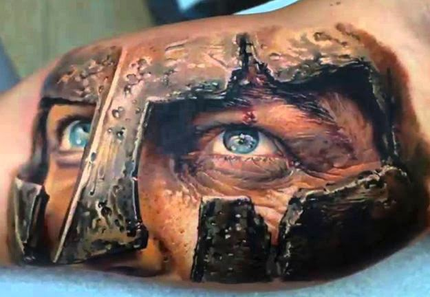 Animated Tattoos