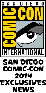 San Diego Comic-Con 2014 Exclusives Coverage on TheBlotSays.com