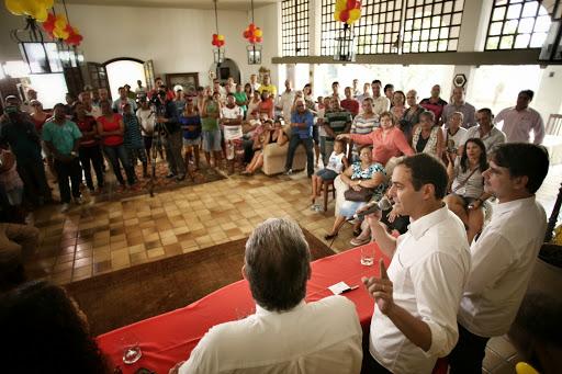 Em Glória de Goitá, Paulo Câmara defende crescimento descentralizado para todo o estado