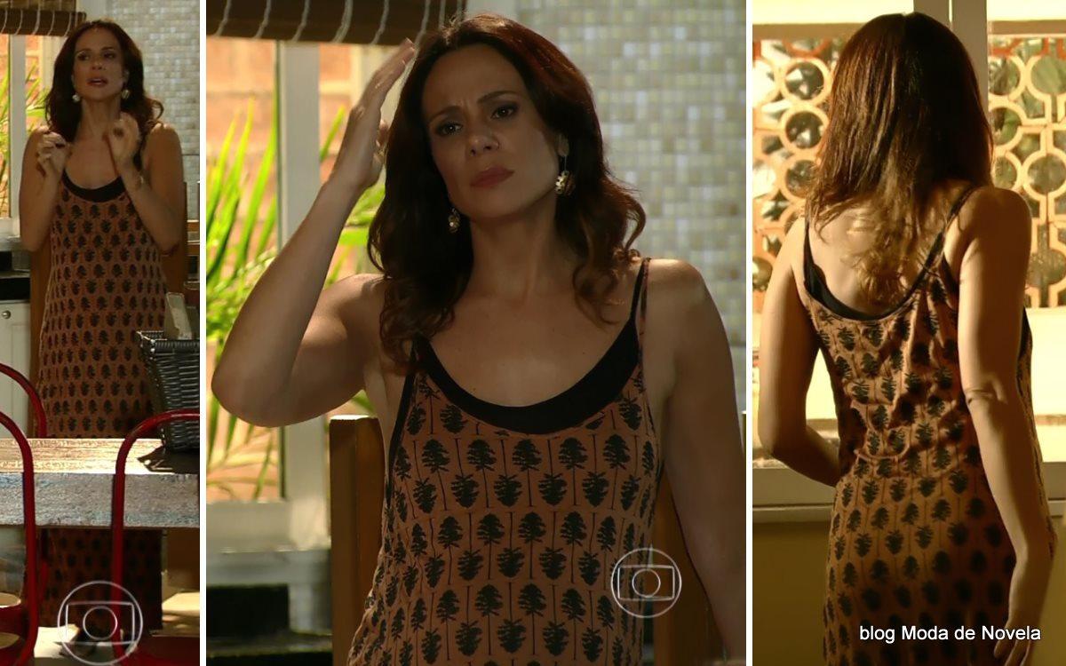 moda da novela Em Família - look da Juliana dia 16 de junho