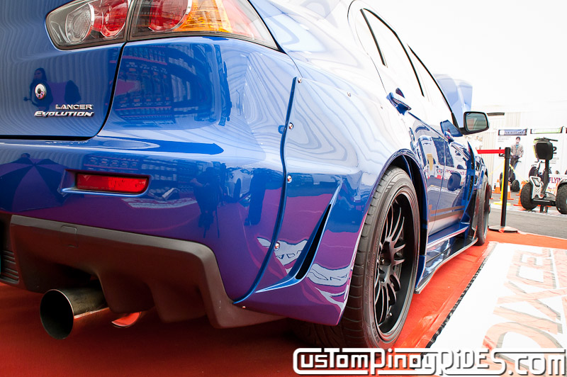 Varis Widebody EVO X by Emperor Motorsports Custom Pinoy Rides Car Photography Manila Philippines pic4