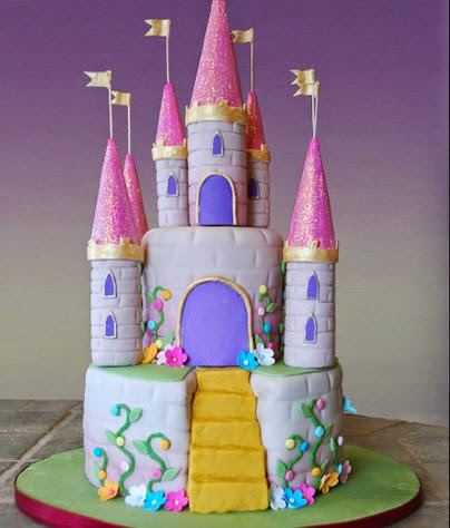 50 Best Castle Birthday Cakes Ideas And Designs iBirthdayCake