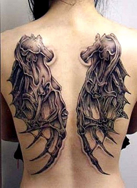25 Amazing Gothic Tattoo Designs