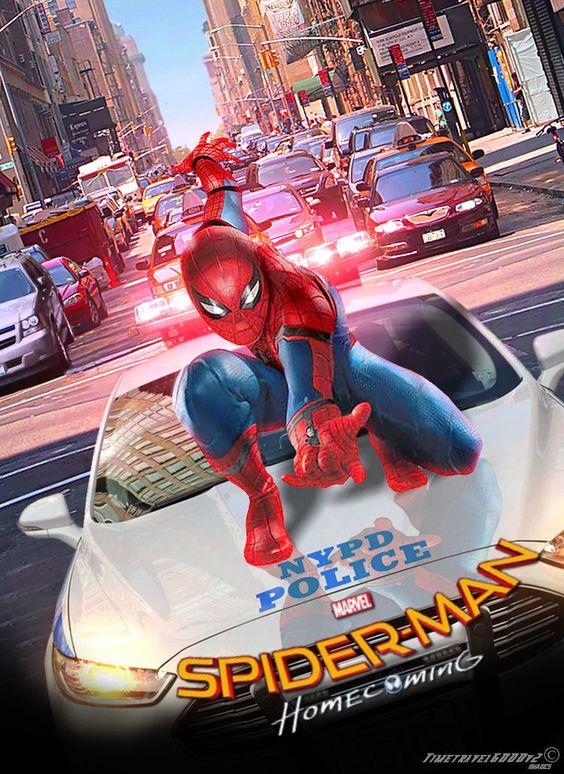 Người Nhện: Về Nhà - Spider-Man: Homecoming
