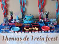 Thomas de Trein feest