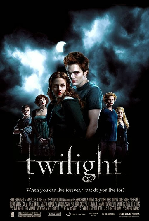 Poster Of Twilight (2008) Full Movie Hindi Dubbed Free Download Watch Online At Alldownloads4u.Com