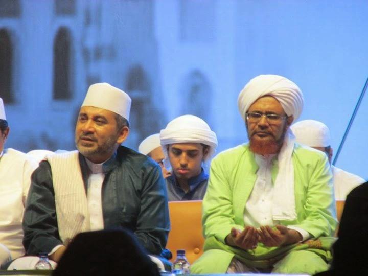 Sebutir Hikmah dari Kunjungan Sang Murabbi Ruhi Habibana Umar bin Hafidz