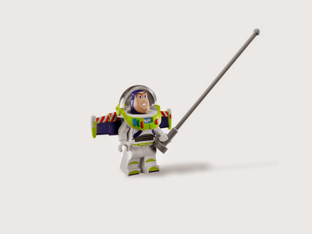 7590 レゴ トイ・ストーリー ウッディとバズが救出に出動!