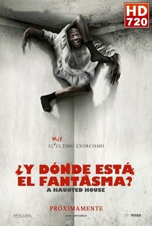 Y Dónde Está El Fantasma(2013)
