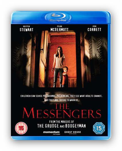 The Messengers [BDRip 1080p][Dual AC3.DTS][Subs][Terror][2007]
