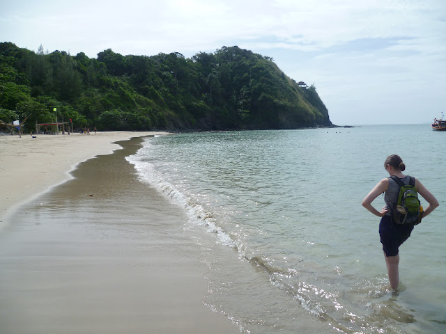 A Beach on Ko Lanta
