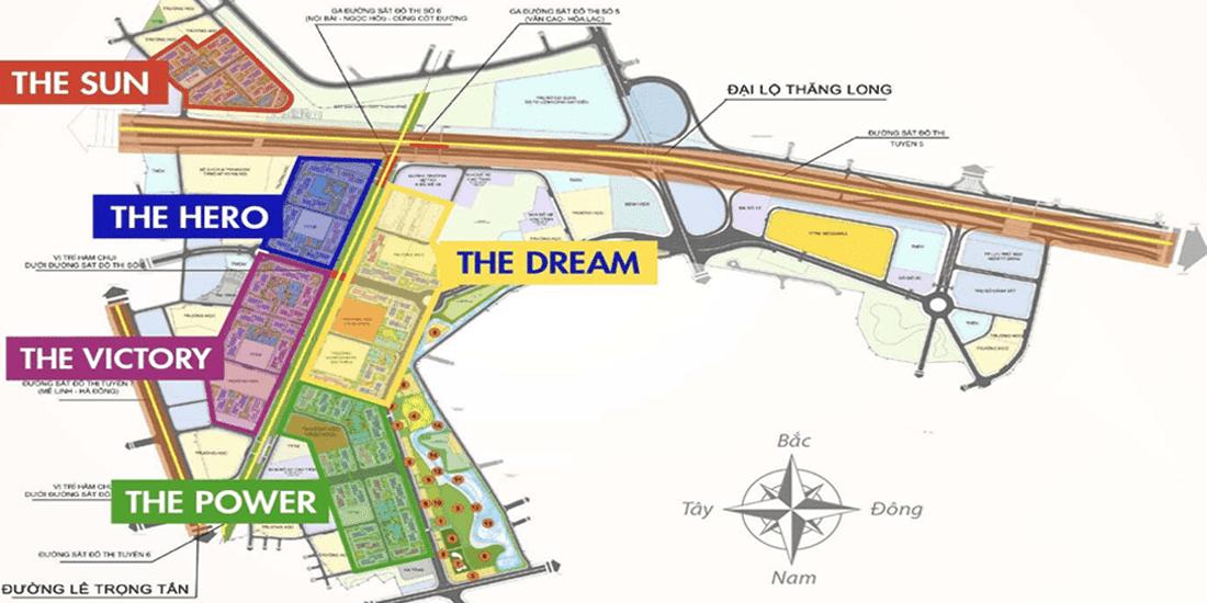 mat bang vinhomes smart city