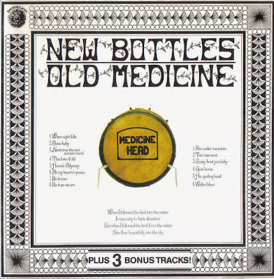 Medicine Head ~ 1970 ~ New Bottles, Old Medicine