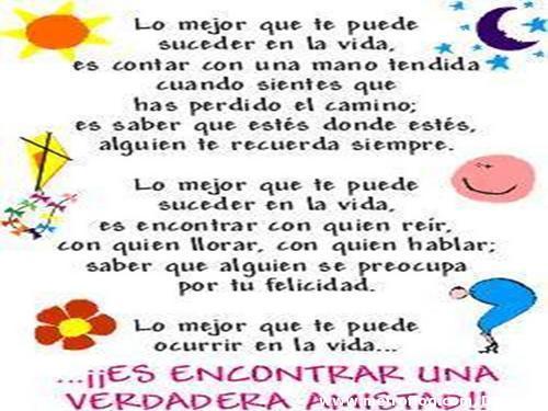 Versos Cortos Amigos Gratis Frases Amor Y Desamor Poemas Versos