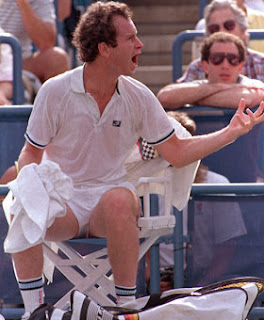 most disliked guys John McEnroe