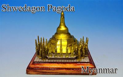 Shwedagon Pagoda -Myanmar-