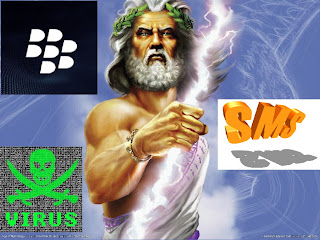 virus zeus  blackberry