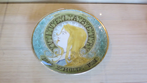 Art Nouveau Joan of Arc