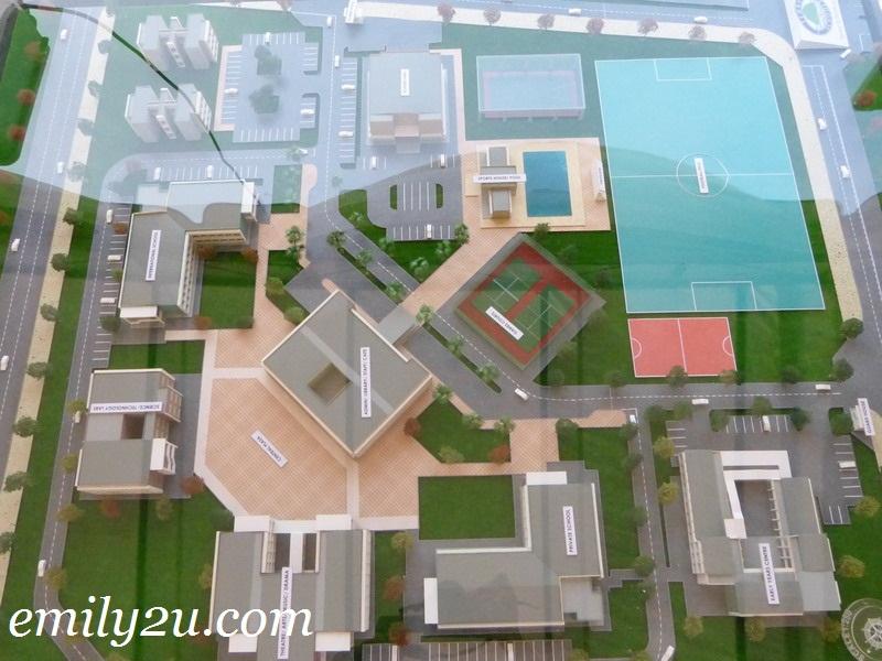 Tenby Schools Ipoh Bandar Meru Raya