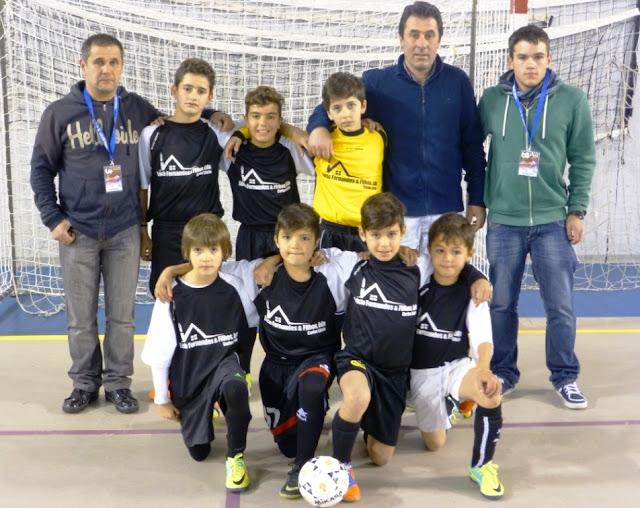 Jovens atletas voltam a dar o melhor no Torneio de Futsal Cidade de Lamego