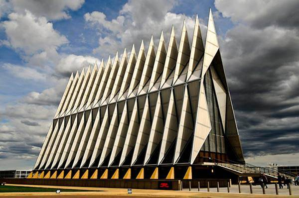 Cadet Chapel U.S. Air Force Academy, Colorado | TOP 10 Most Amazing Temples in the World | Big Picture | totallycoolpix | Totally Cool Pix