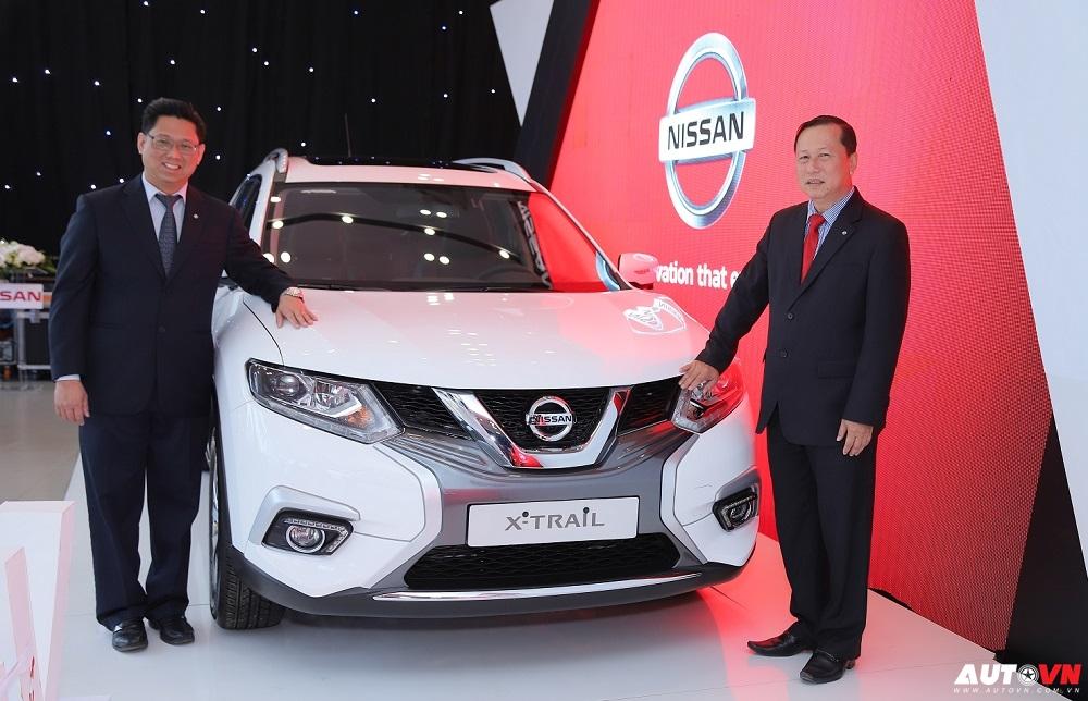 Nissan X-Trail V-Series