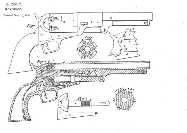 233 Sat 246 Bbi Denix Colt Navy 1851 Alias Griswold Amp Gunnison