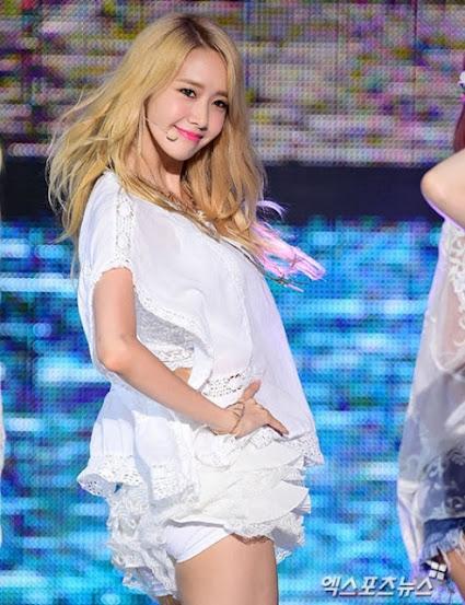 Hình Ảnh Yoona Gợi Cảm Làm Fan SNSD Như Chết Lặng