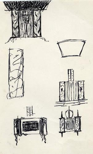 Aron Kodesh (Holy Ark) Study