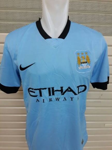 Jual Jersey Manchester City Home 2015