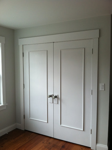 Better shot of doors with knobs