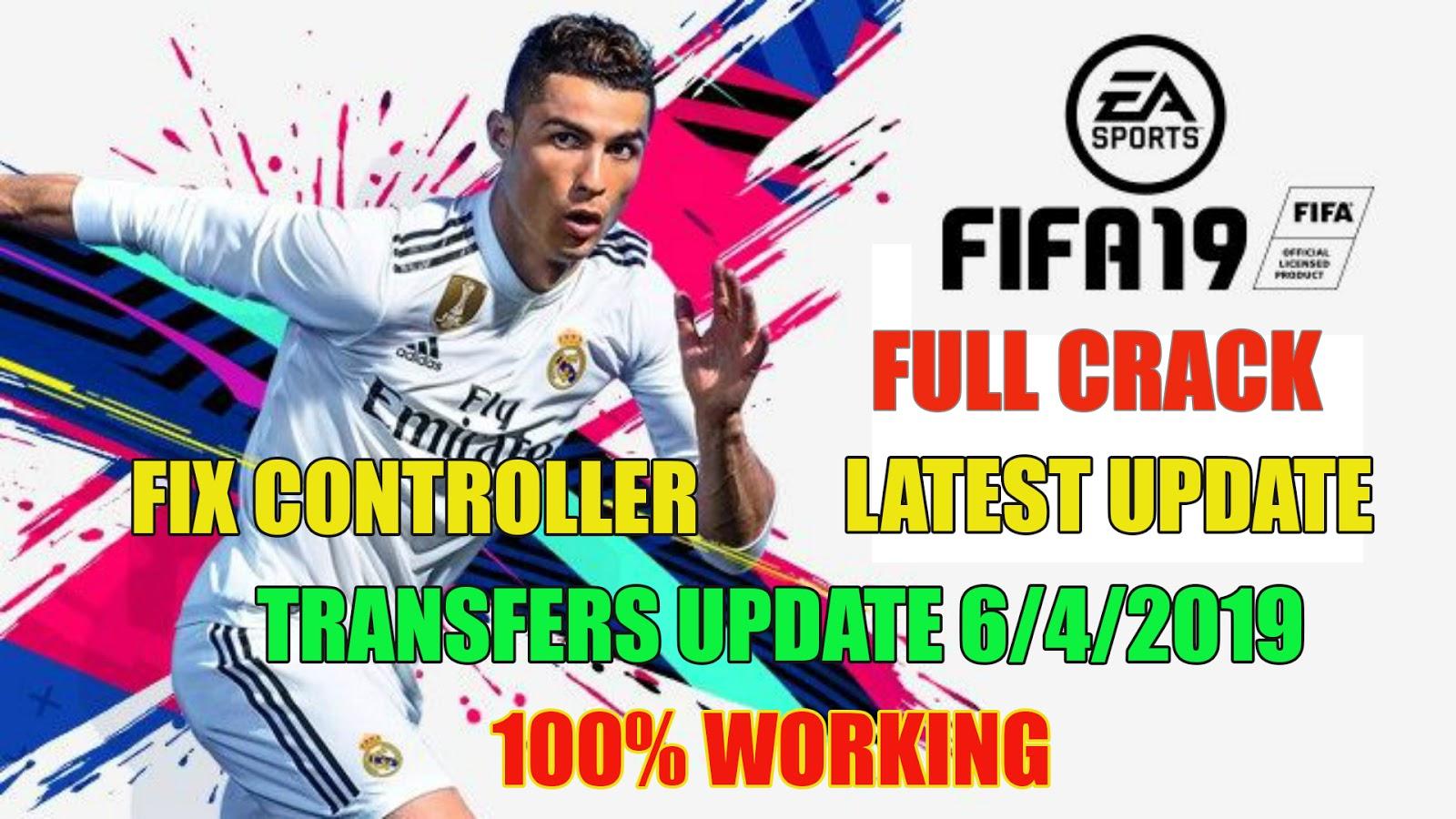 Fifa 19 PC Fix All Errors, Latest Update, Fix Controller, Transfers