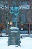 """Skuli Magnusson -  den første islænding, som blev landfoged, og Reykjaviks """"fader""""."""