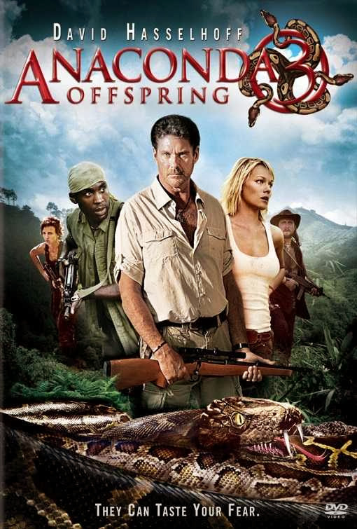 Poster Of Anaconda 3 - Offspring (2008) Full Movie Hindi Dubbed Free Download Watch Online At Alldownloads4u.Com