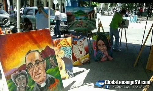 Realizan primer festival de arte y cultura en Chalatenango