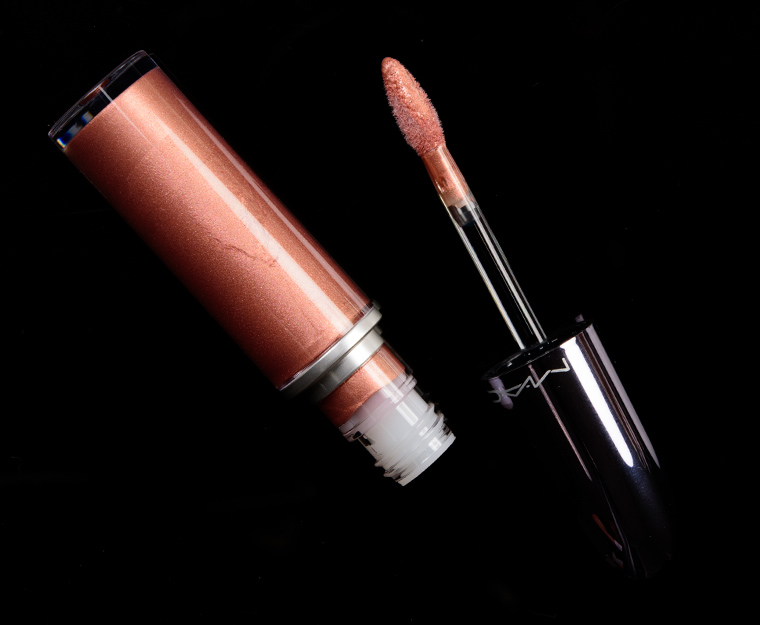 MAC Goldieloxxed Grand Illusion Liquid Lipcolours