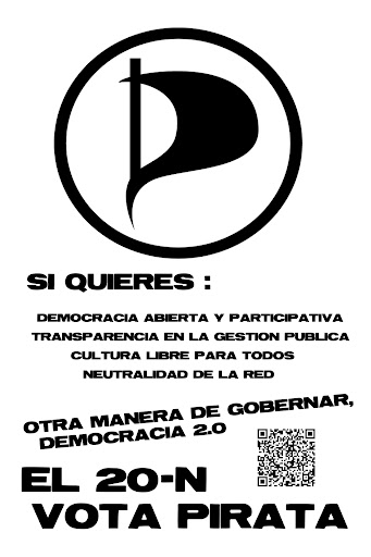 Cartel Pirata Navarra