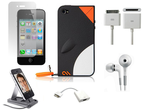 iPhone 4 Accessories