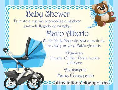 55 Juegos Para Baby Shower En Formato Word