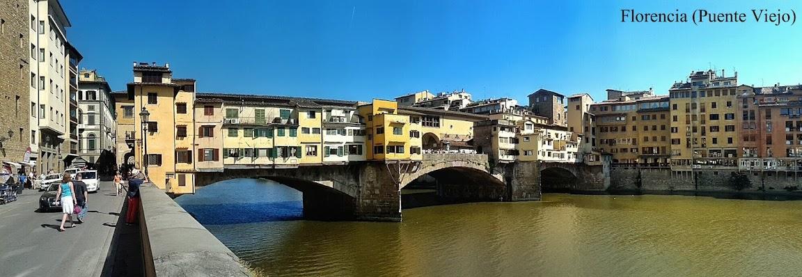 Ruta por la Toscana y norte de Italia. Florencia