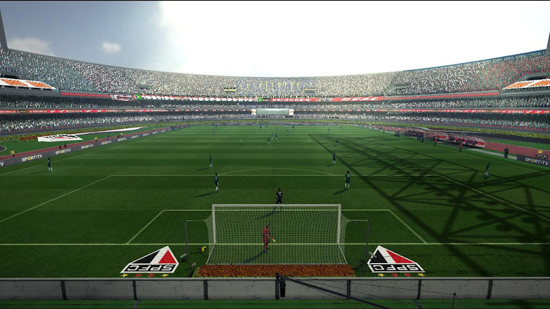 Estádio do Morumbi - PES 2012