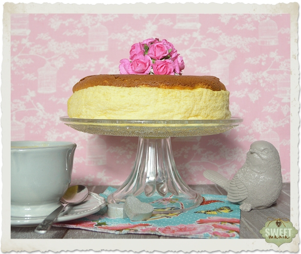 how to make cotton soft cake