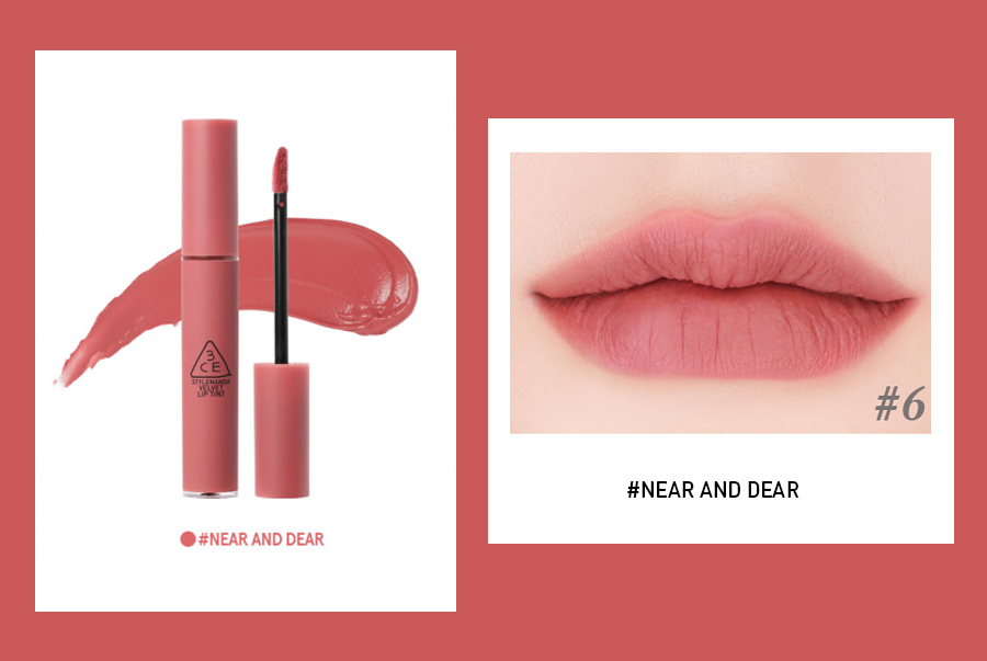 3CE Velvet Lip Tint – Màu Near And Dear