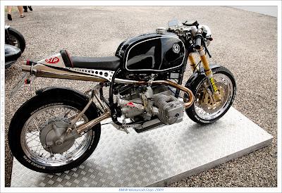 Pics Motor Bmw Cafe Racer