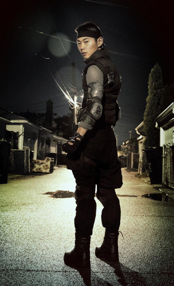 Metal Gear Solid qua sự thể hiện của coser Nhật Bản