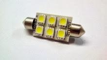Λαμπάκι πλαφονιέρας αυτοκινήτου LED, LED automotive lamp